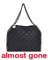Made In Italy Small Falabella Quilted Tote