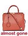 Made In Italy Leather Petite 2jours Bag