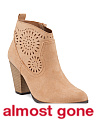 Nixon Perforated Bootie