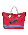 New Hampshire Rope Tote