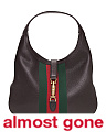 Made In Italy Jackie Soft Leather Hobo