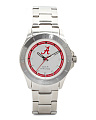 Men's Ncaa Alabama Crimson Tide Bracelet Watch