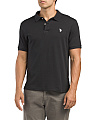 Short Sleeve Interlock Classic Polo