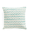 Made In India 18x18 Zing Pillow
