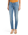 Made In Usa 811 Mid Rise Skinny Jeans