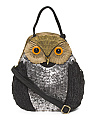 Large Owl Satchel
