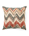 18x18 Chevron Pattern Pillow