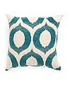 18x18 Contemporary Pattern Pillow