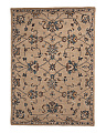 Made In India 5x7 Handtufted Wool Rug