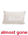 12x20 Blessed Pillow