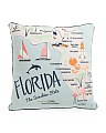 20x20 Florida Pillow