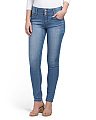 Triple Button Stacked Waist Jeans