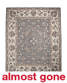 Made In India Wool Tufted Traditional Area Rug