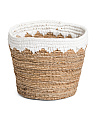 Medium Natural Storage Bin