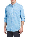 Advantage Non-Iron Gingham Shirt