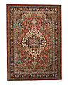 Made In USA Persian Inspired Area Rug
