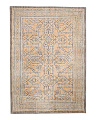 Made In USA 5x7 Damask Area Rug