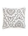 Made In India 18x20 Beaded Pillow