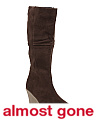 Tall Ruched Boots