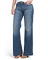 Made In USA Addison Wide Leg Jeans