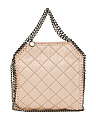 Made In Italy Mini Falabella Quilted Tote