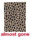 Made In India Giraffe Pattern Wool Area Rug