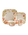 32pc Ellis Dinnerware Set
