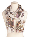 Made In Italy Wild Rose Scarf
