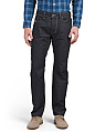 Larkee Straight Denim Jeans