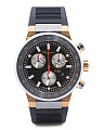 Men's Swiss Made F-80 Chronograph Two-Tone Watch