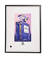 24x30 Famous Fashion Framed Print