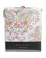 Leona Paisley Shower Curtain