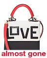 Made In Italy Micro Alex Love Leather Tote