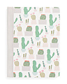 Botanica Cactus Ribbon Journal