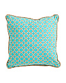 Medallion Reversible Pillow
