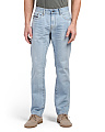 Rigid Slim Straight Denim Jeans