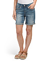 Rolled Flap Pocket Shorts