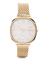 Women's Rungsted Mesh Strap Watch In Gold
