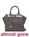 Made In Italy 3jours Leather Shopper
