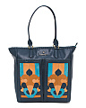 Echo Park Leather Tote
