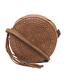 Moroccan Muse Round Crossbody