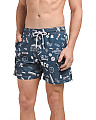 Barber Shop Swim Trunks