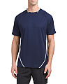 Interlock Performance Crew Shirt