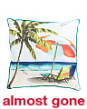 Indoor Outdoor Ocho Rios Pillow