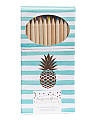 24pk Pineapple Colored Pencil Set