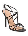 Anita Strappy Leather Sandals