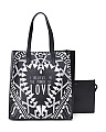 Made in Italy Power of Love Classic Tote