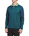 Raid Quarter Zip Top