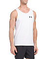 Left Chest Logo Tank