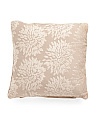 20x20 Burnout Velvet Pillow